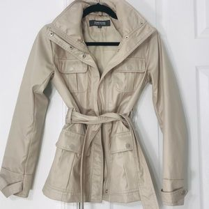kenneth cole Reaction trench coat women xsmall
